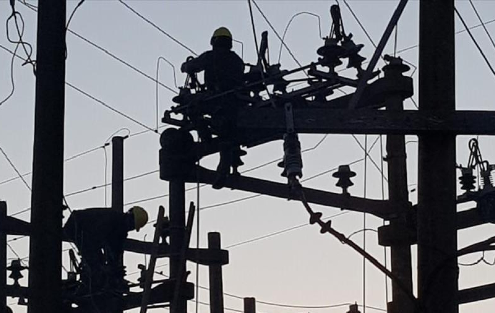 Cortes de energía programados para este jueves en Capital