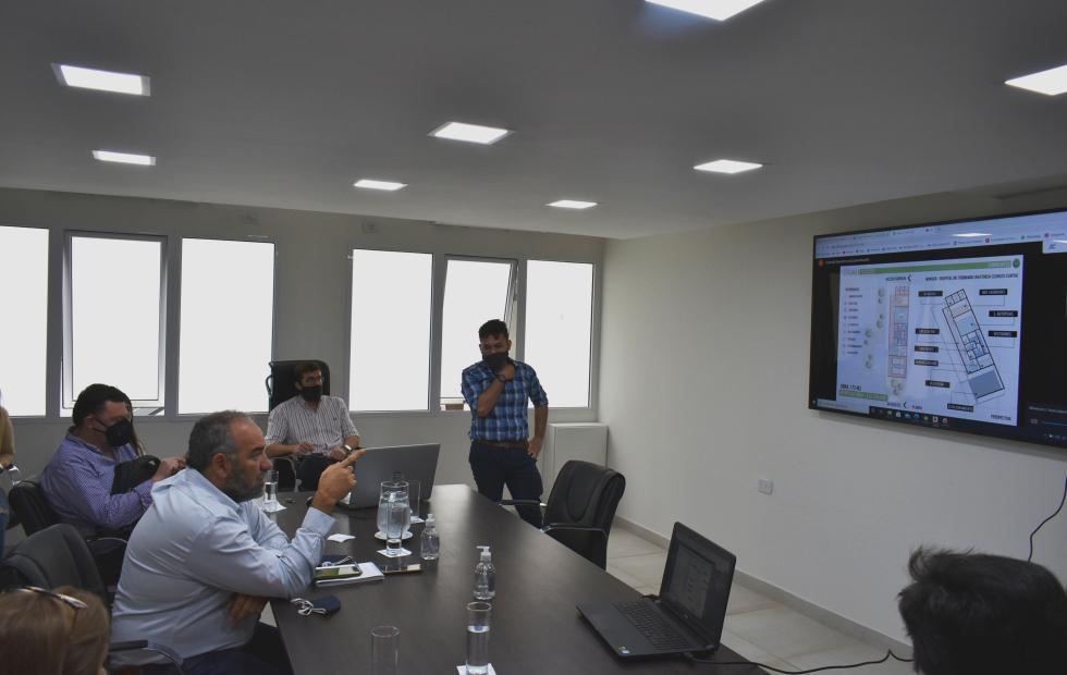 La Provincia construirá una nueva Morgue Forense en el hospital Dr. Fernando Irastorza de Curuzú Cuatiá