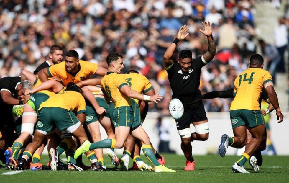 Bledisloe Cup: Nueva Zelanda se impone a Australia en segundo test