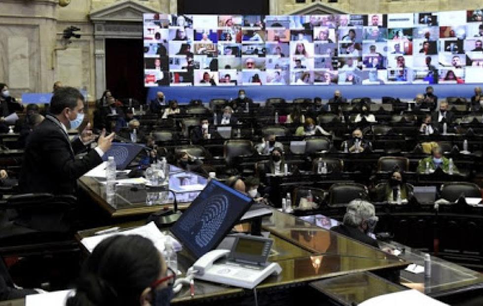 Presupuesto 2021: La aprobación en Diputados contó con el apoyo de dos legisladoras correntinas de la  oposición