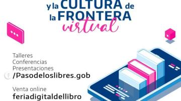 Del 20 al 29 de noviembre: Feria del Libro y la Cultura de la Frontera Edición Virtual