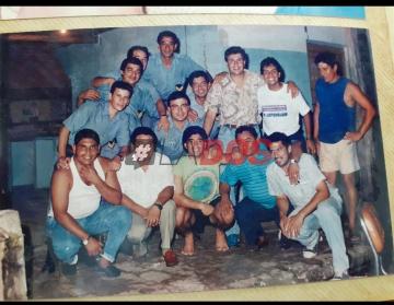 Maradona en Corrientes