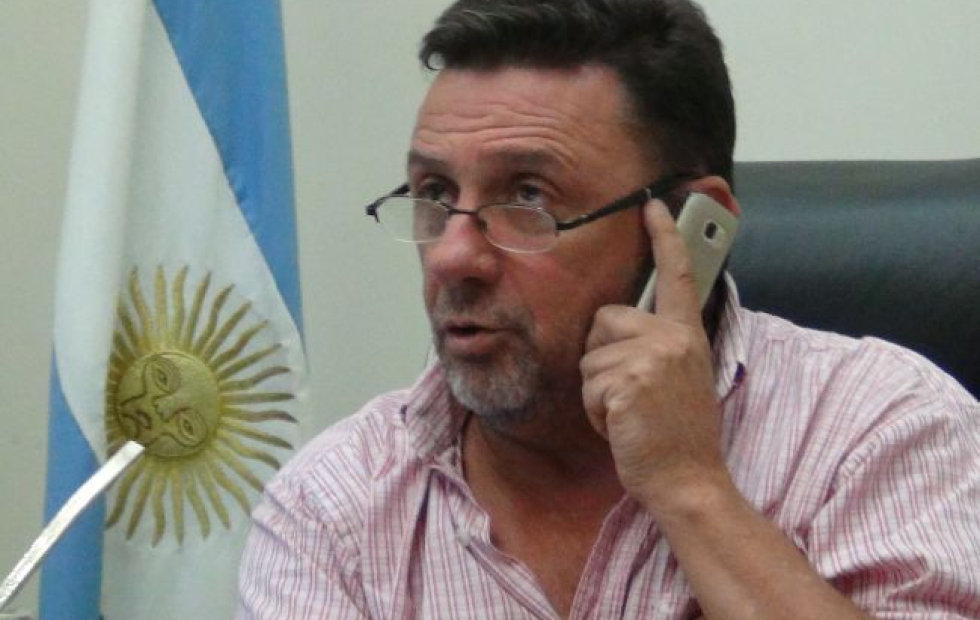 "Sananez:  ""Hoy Santa Lucia está  bien y está tranquila""."