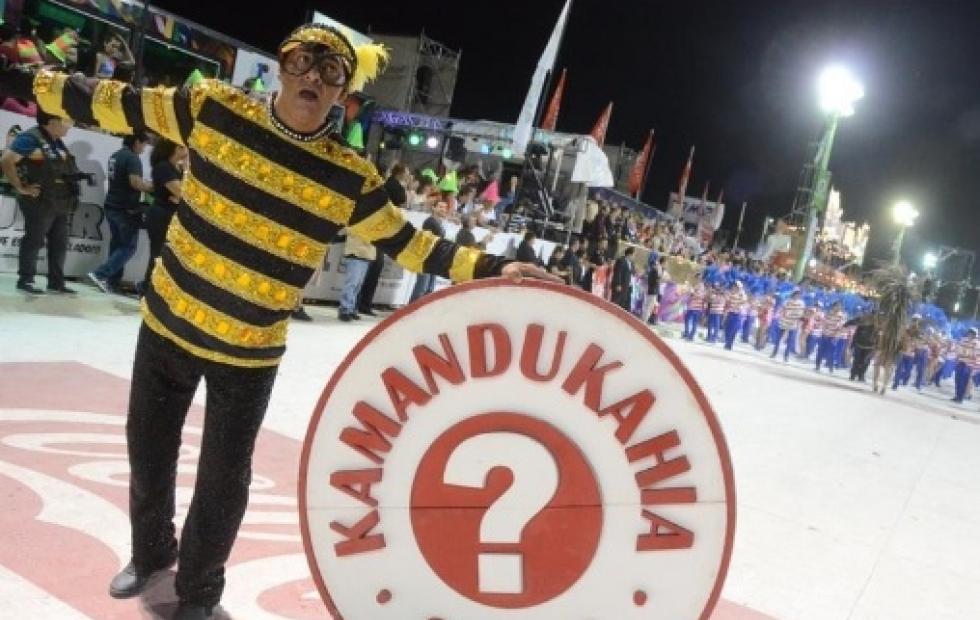 La Luchona será parte de los Carnavales con Kamandukahia, la comparsa del pueblo