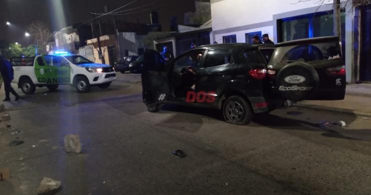 Crecen las dudas tras choque en Corrientes: Un auto abandonado y dos mujeres heridas que llegaron por su cuenta al hospital