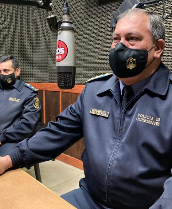 """Félix Barboza: """"Hay 700 cámaras vinculadas al sistema de seguridad"""""""