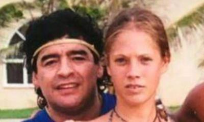 """Mavys Álvarez, la """"novia"""" cubana de Maradona: """"Era una niña, no podía decirle que no"""""""