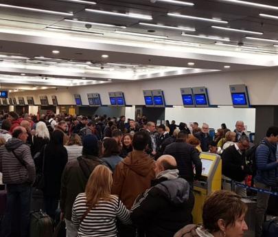 Se levantó el paro de pilotos y hay vuelos en Argentina