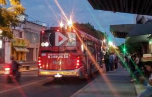 Transporte: Los colectivos urbanos circulan con normalidad en la ciudad