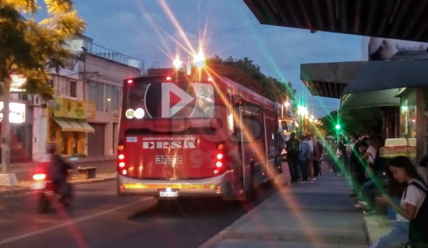 Transporte: Empiezan a circular los colectivos urbanos en la ciudad