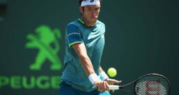 Mayer debuta en el Open de Miami