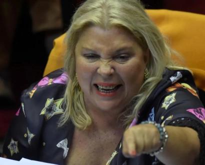 Expectativa por la presentación de Carrió: pedirá el juicio político al ministro Garavano