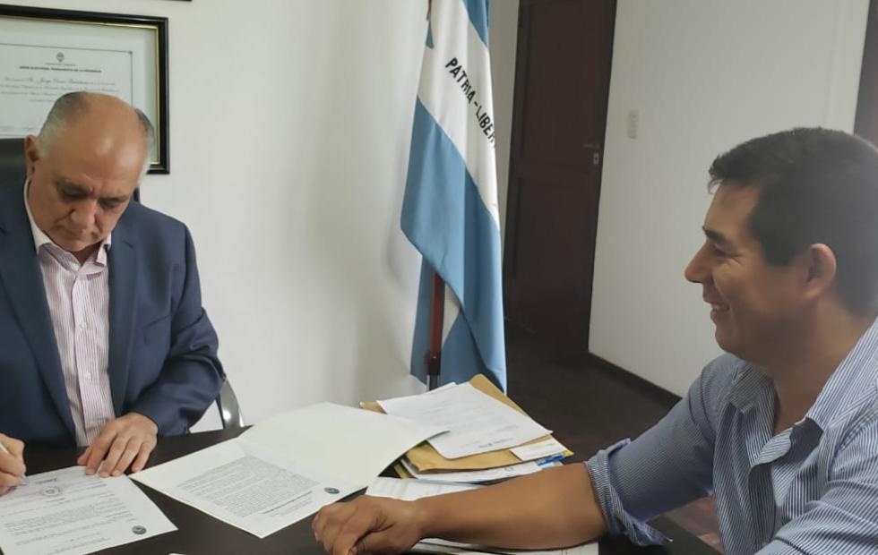 El Ministerio de Justicia acordó mejoras para el Registro de las Personas en Tatacuá
