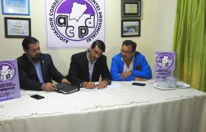 Subsecretaría de Trabajoy la ACDP firmaron convenio para brindar más capacitaciones en oficios
