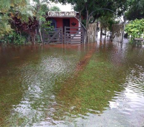 Continúa la alerta meteorológica y se mantienen los evacuados en Itatí