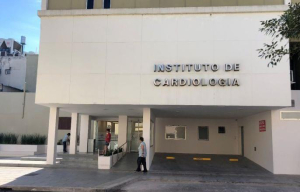 """Inauguración en el Cardiológico: """"Es la refundación del Instituto"""""""