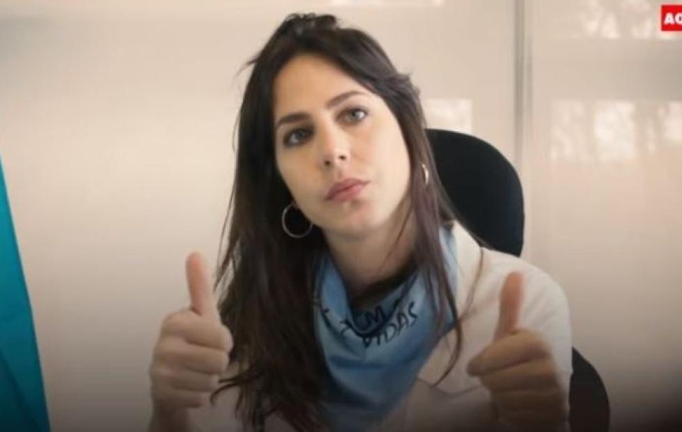 Video viral: La parodia a Amalia Granata como diputada electa