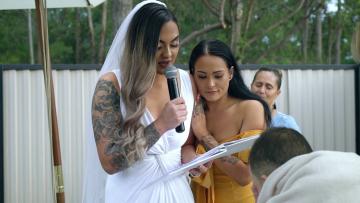 Navar and Maia Wedding