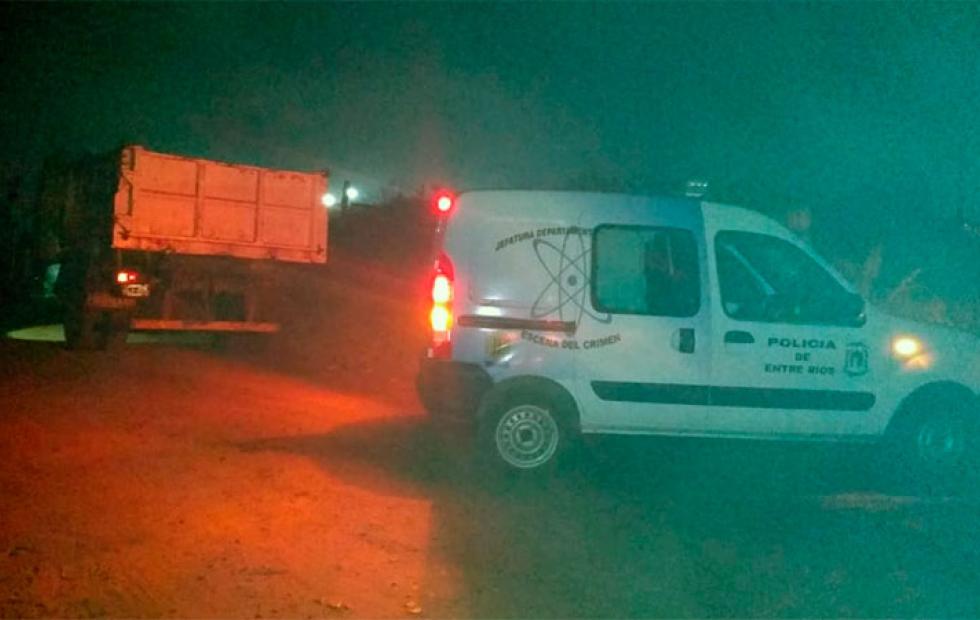 Tragedia en Entre Ríos: Una nena murió aplastada por un camión