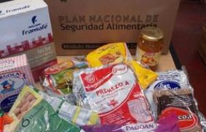 Desde el lunes 22 se entregan Módulos Alimentarios para Celíacos
