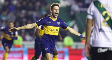 Superliga: Boca le ganó 1-0 a Banfield y llegó a la cima