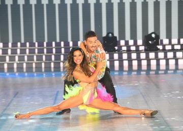 """Lourdes Sánchez emocionada en ShowMatch: """"Siento que es el mejor Bailando de mí vida"""""""