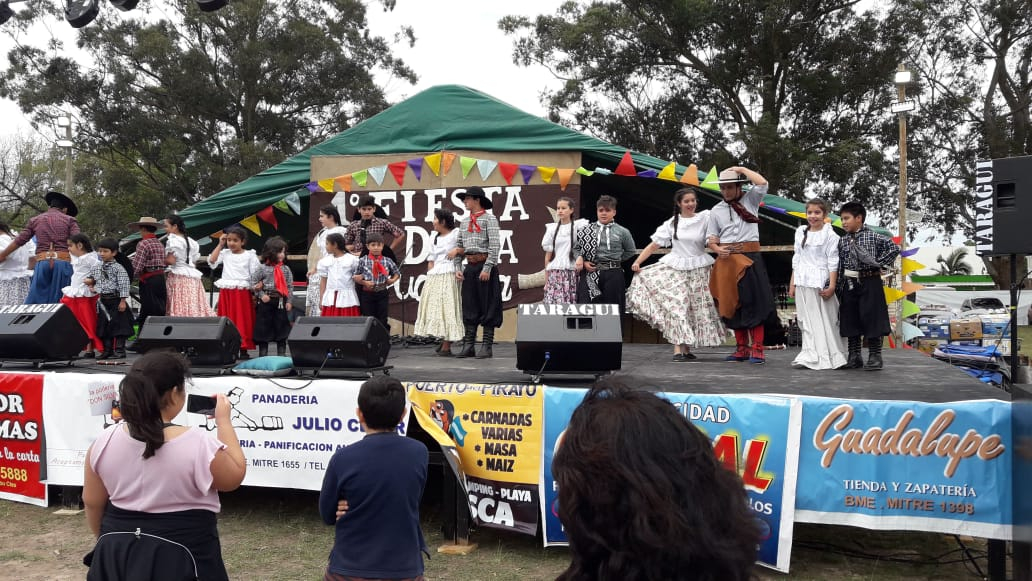 Se puso en marcha La Fiesta de la Guampa en Empedrado