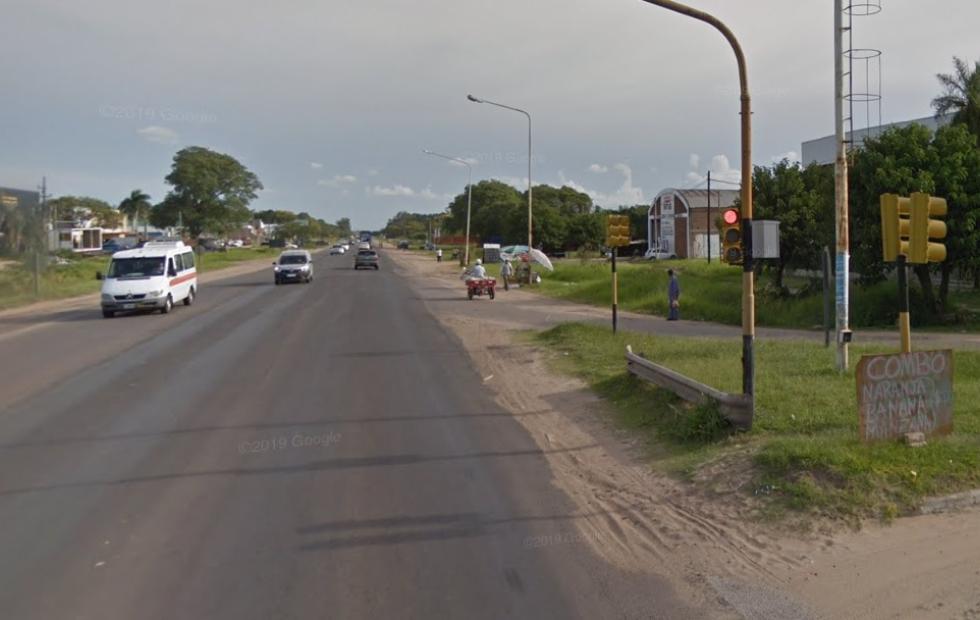 Corrientes: Dos motochorros robaron 110 mil pesosen un semáforo