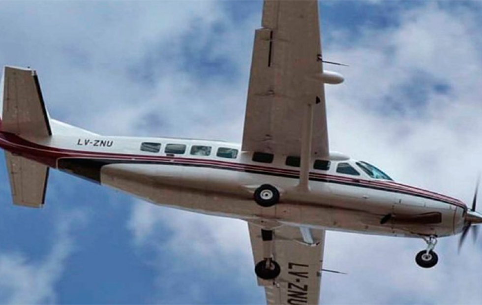 """""""Nos conmovió a todos"""": Salvaron a una niña correntina que se desangraba en vuelo sanitario"""