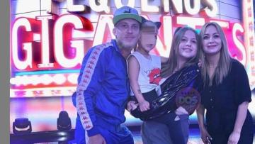 Solcito la hija de Karina La Princesita y El Polaco