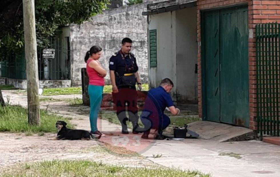 Baño de sangre en Corrientes: Asesinaron a presunto delincuente que habría intentado robar una casa
