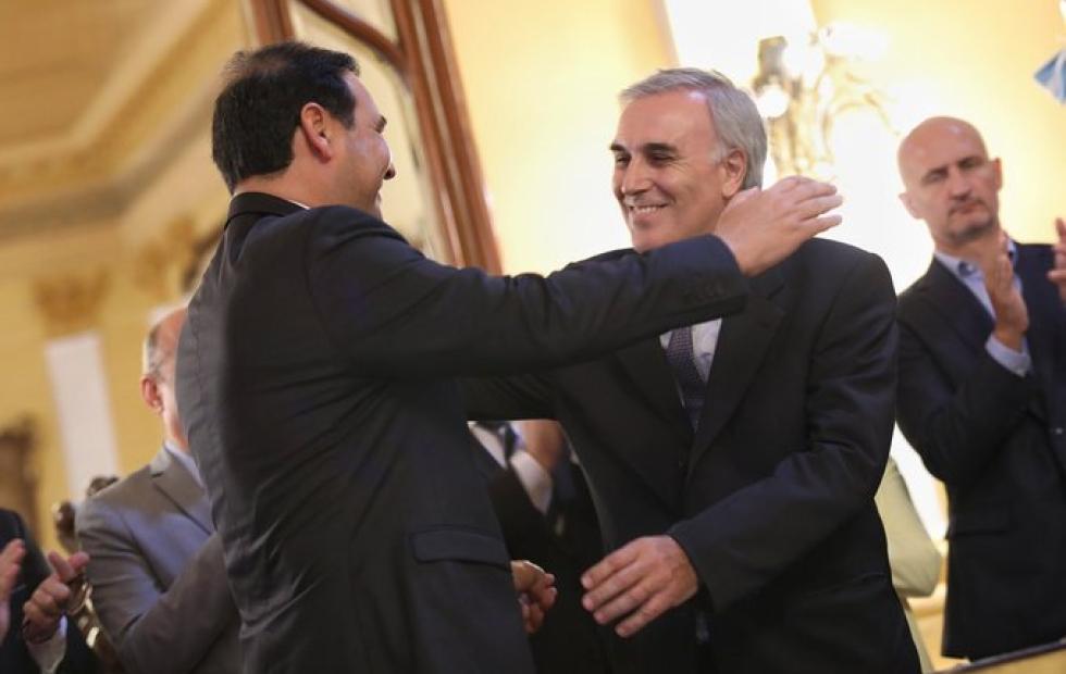 Asumió el nuevo ministro de Producción de Corrientes