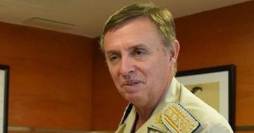 El oriundo de Mocoretá, Mario Rubén Farinón fue designado por Alberto Fernández al frente de la Prefectura Naval Argentina.  copy