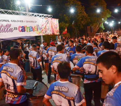 Estación Mantilla: Destacan gran cantidad de visitantes en carnavales y balneario municipal