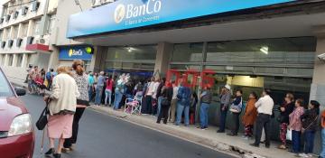Banco de Corrientes: Jubilados tendrán prioridad en la atención desde este martes