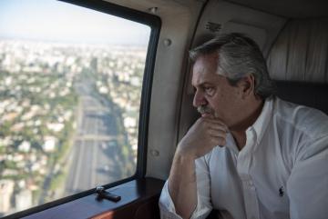 """Alberto Fernández: """"Pido dejar el oportunismo para otro momento"""""""