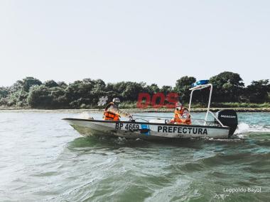 Prefectura  patrulla