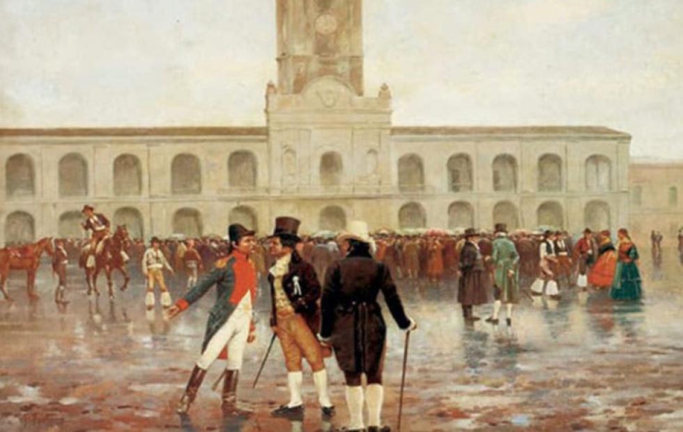 """A 210 años de la Revolución de Mayo: Se celebra el """"Día de la Patria"""" en Argentina"""