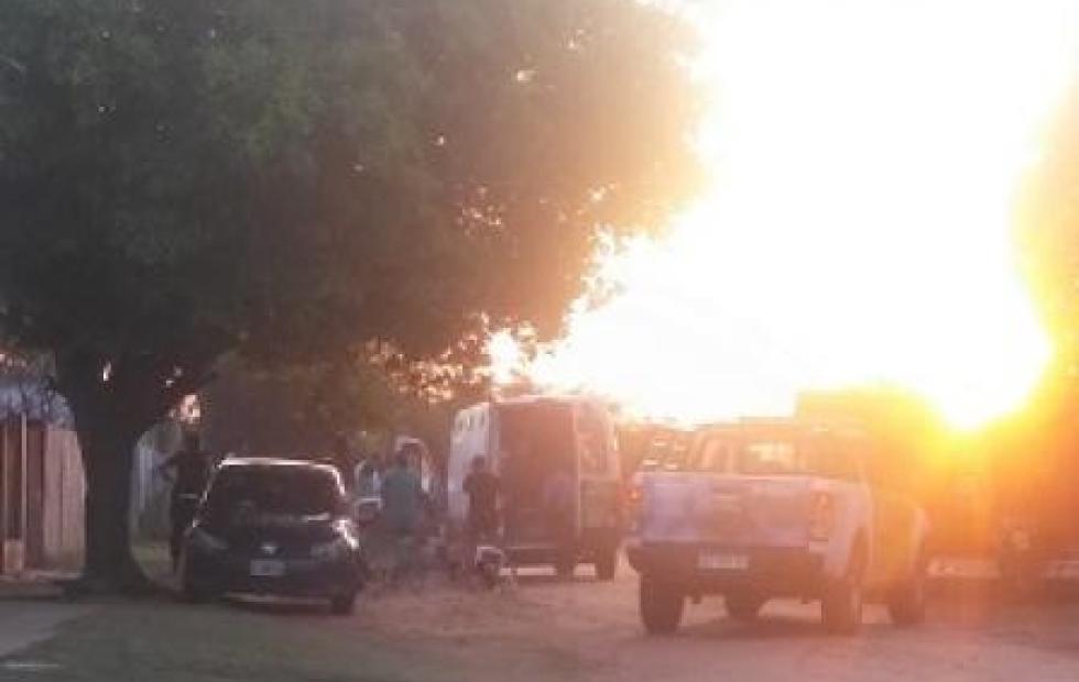 Corrientes: iba conduciendo y murió tras expulsar sangre por la nariz y la boca