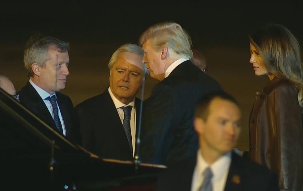 Video: Llegaron los presidentes de EEUU, Gran Bretaña y China para el G20