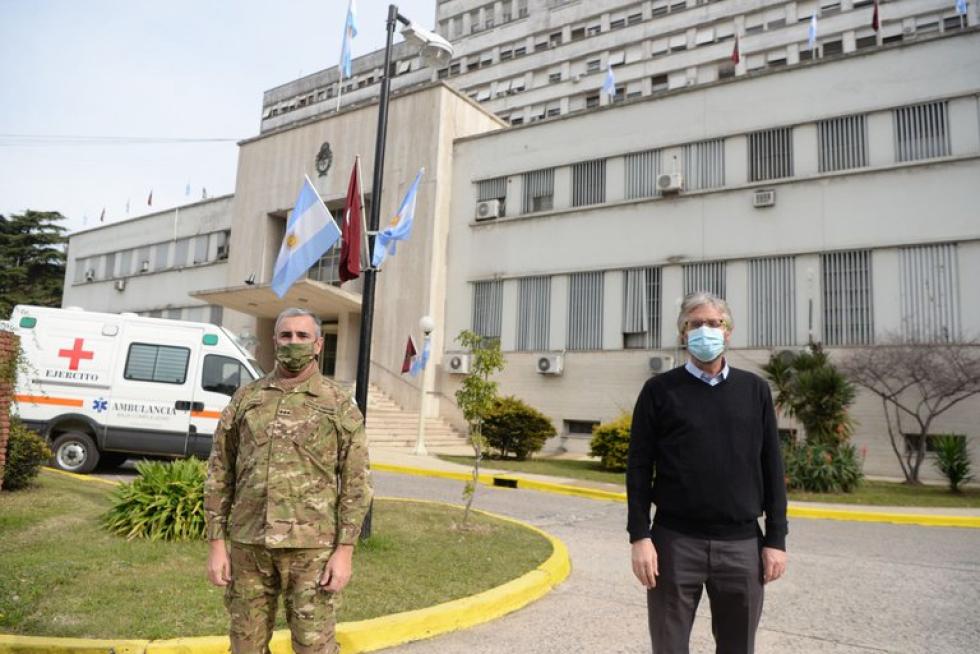 Comenzó la prueba de una vacuna para Covid-19 en Argentina