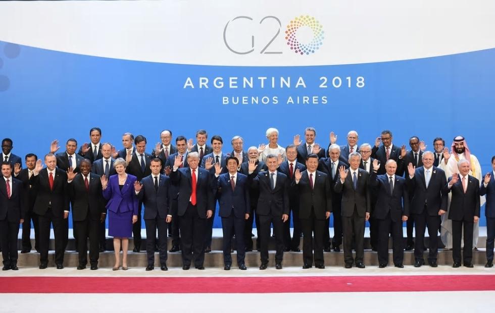Documento final del G20: Corrupción, proteccionismo y cambio climático