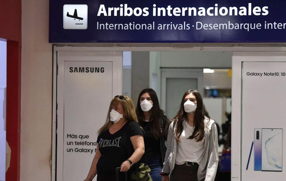 """Coronavirus: Sobreseyeron a las dos """"pacientes cero"""" del Chaco que habían llegado desde Europa"""