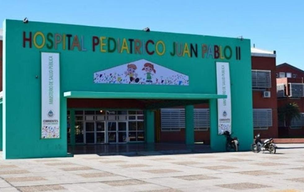 Salud Pública habilitó turnos web en el hospital Pediátrico