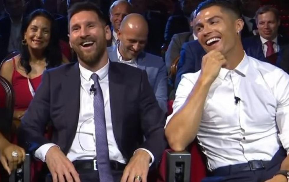 El video viral de Lionel Messi y Cristiano Ronaldo que es furor en Tik Tok