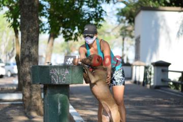 Calor en Corrientes