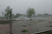 Alerta por tormentas fuertes y posible caída de granizo en siete localidades correntinas