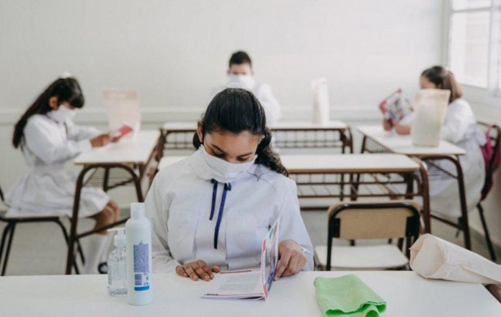 """""""Si queremos que se inicien las clases presenciales, tenemos que extremar cuidados hoy"""""""