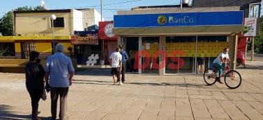 Cajeros Pagos Corrientes