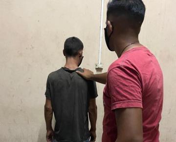 metropolitana detenido